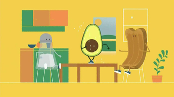 Avocados From Mexico TV Spot, 'Rise and Shine'