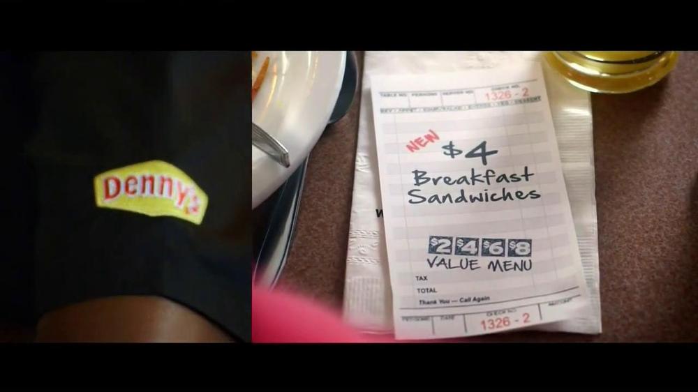 Waitress from dennys - 1 3