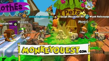 Monkey Quest TV Spot
