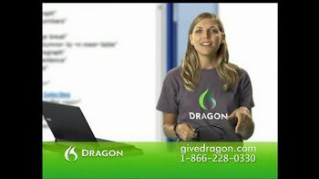 Nuance Dragon TV Spot 'Speaking, Typing'