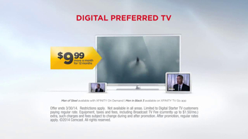 Xfinity Digital Preferred TV Spot - Thumbnail 9