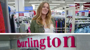 Burlington Coat Factory TV Spot. 'Alanna' - Thumbnail 2