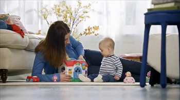 Fisher Price Laugh & Learn Puppy's Activity Home TV Spot - 79 commercial airings