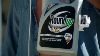 Roundup Max 365 TV Spot, 'Patio Protector'