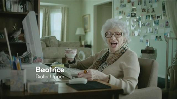 Esurance TV Spot, 'Beatrice: Dialer Upper' - 4300 commercial airings