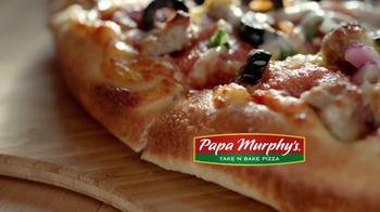 Papa Murphy's Fresh Pan Pizza TV Spot, 'From Scratch'
