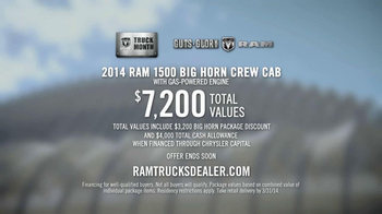 2014 Ram 1500 TV Spot, 'Modern Marvel' - Thumbnail 10