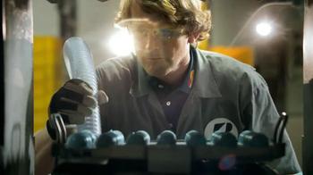 Bridgestone Golf Hydrocore Balls TV Spot, 'Lab' Featuring David Farehety