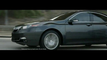 2014 Acura TL-SE TV Spot, 'Best Kept Secret' - Thumbnail 3
