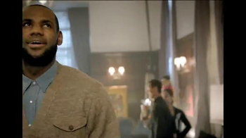McDonald's Bacon Clubhouse TV Spot, 'The Club' Featuring LeBron James - Thumbnail 3