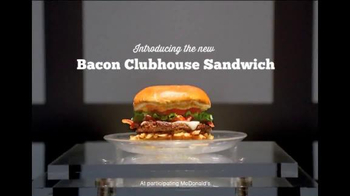 McDonald's Bacon Clubhouse TV Spot, 'The Club' Featuring LeBron James - Thumbnail 4