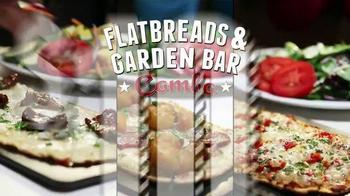 Ruby Tuesday Flatbreads & Garden Bar TV Spot