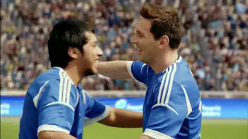 Head & Shoulders 2 in 1 Classic Clean TV Spot Con Lionel Messi [Spanish]