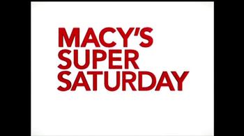 Macy's March 2014 One Day Sale Saturday TV Spot, 'Mattresses'