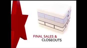 Macy's March 2014 One Day Sale Saturday TV Spot, 'Mattresses' - Thumbnail 2
