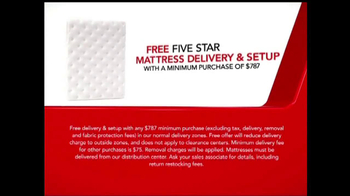 Macy's March 2014 One Day Sale Saturday TV Spot, 'Mattresses' - Thumbnail 8
