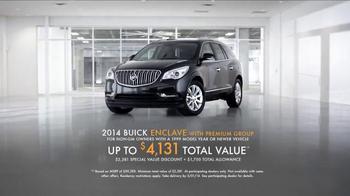 2014 Buick Enclave TV Spot, 'Lighting' - Thumbnail 10