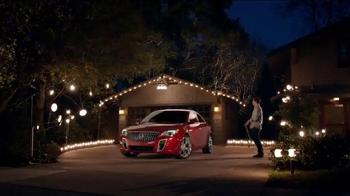2014 Buick Enclave TV Spot, 'Lighting' - Thumbnail 4