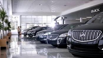 2014 Buick Enclave TV Spot, 'Lighting' - Thumbnail 7