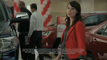 Toyota #1 For Everyone TV Spot - 261 commercial airings