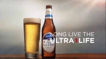 Michelob Ultra TV Spot, 'Refreshing Take on Life'