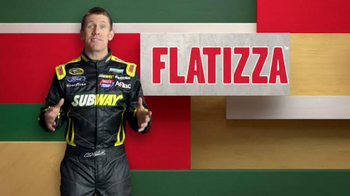Subway Flatizza TV Spot