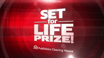 Publishers Clearinghouse TV Spot, 'Set For Life Prize' - Thumbnail 6