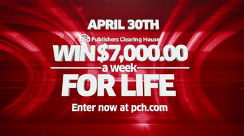 Publishers Clearing House TV Spot, 'Set For Life Prize' - Thumbnail 9