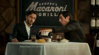 Romano's Macaroni Grill Original Recipe Chef's Tasting Menu TV Spot - Thumbnail 4