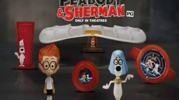 McDonald's Happy Meal TV Spot, 'Mr. Peabody & Sherman' - Thumbnail 8