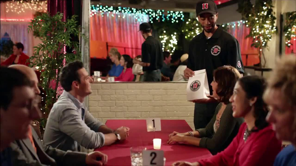jimmy johns commercial speed dating My customers are amazed by the speed all about the freaky fast follow jimmy john's on social media top ^ order now.