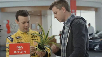 Toyota #1 For Everyone Sales Event TV Spot Featuring Matt Kenseth