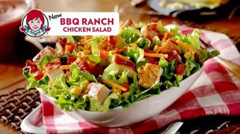 Wendy's Salad TV Spot, 'New Salad Collection' - 1716 commercial airings
