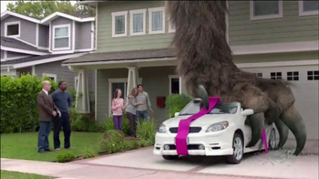 Farmers Insurance TV Spot, 'Monster Foot' - 3807 commercial airings