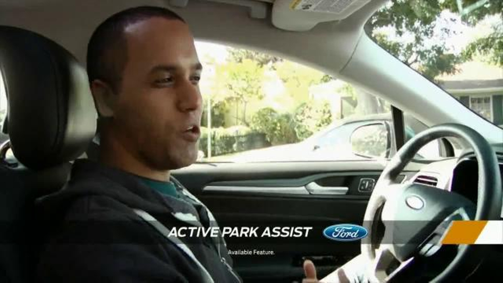 Ford Fusion TV Commercial, 'The Switch: Brandon ...