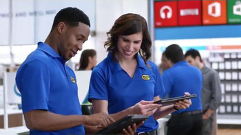 Best Buy TV Spot, 'Intel 2-in-1 Homework'