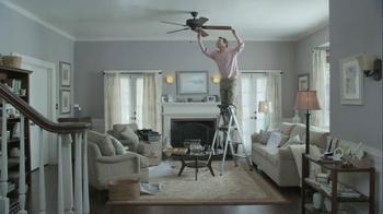 Lowes tv commercial ceiling fan ispot lowes tv spot ceiling fan aloadofball Gallery