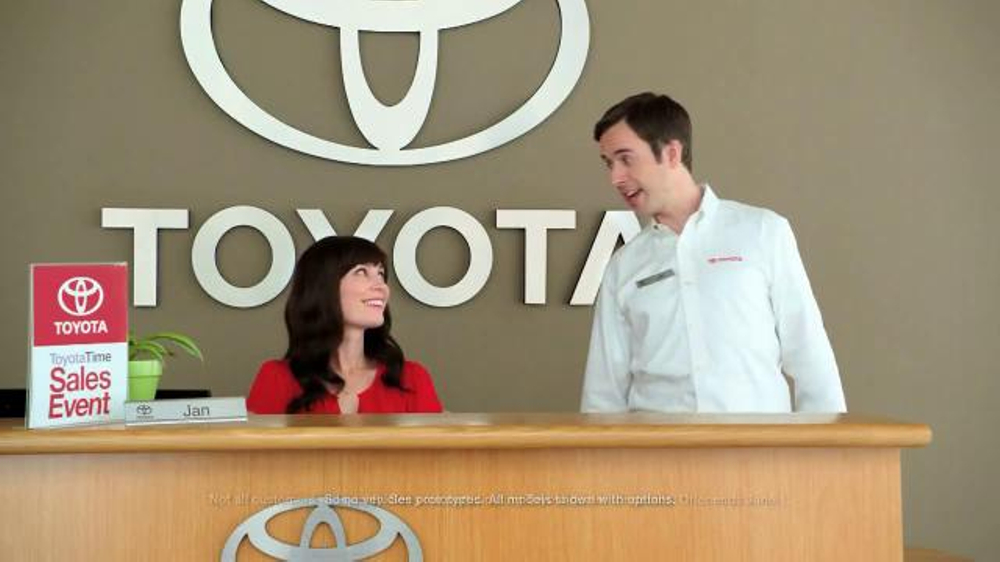 Toyota Camry Commercial Song >> 2015 Toyota RAV4 TV Commercial, 'Toyota Time Sales Event ...