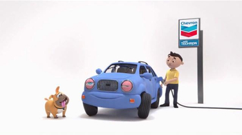 Chevron With Techron TV Spot, 'Signs of Affection'