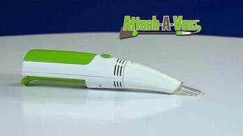 Attach-a-Vac TV Spot, 'Clean Like a Machine' - Thumbnail 2