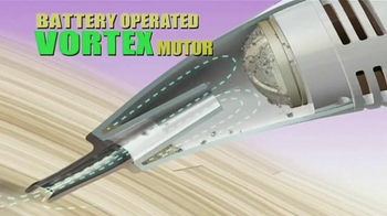 Attach-a-Vac TV Spot, 'Clean Like a Machine' - Thumbnail 4