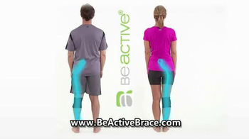BeActive Brace TV Spot, 'Four Million Active People' - Thumbnail 2