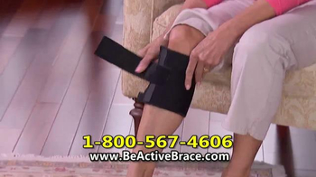 BeActive Brace TV Spot, 'Four Million Active People' - Thumbnail 9