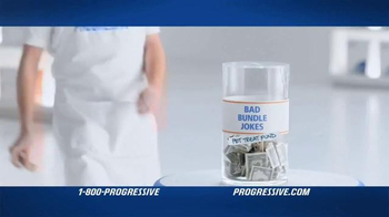 Progressive TV Spot, 'Jar'