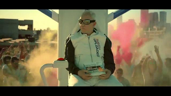 Lunchables Unloaded TV Spot, 'Hashtag' Featuring Malcolm McDowell