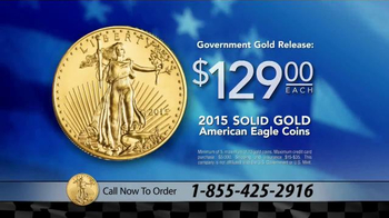 U.S. Money Reserve TV Spot, 'Best Gold' Featuring Richard Petty - Thumbnail 5