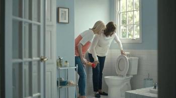 Clorox TV Spot, 'Toilet Ba-Blam'