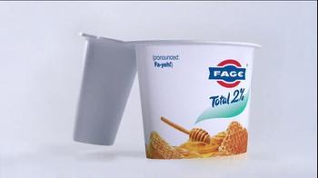 Fage Yogurt Total Split Cup TV Spot, 'Best Ever'