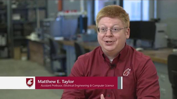 Washington State University TV Spot, \'Robotics and AI Research at WSU\'