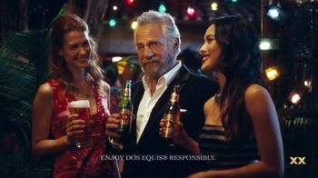 Dos Equis TV Spot, 'The Most Interesting Man in the World on Cinco de Mayo'